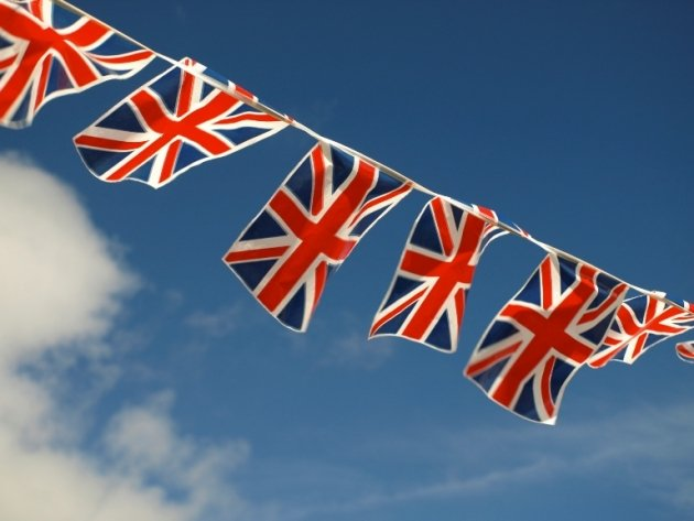 Unionflag-bunting