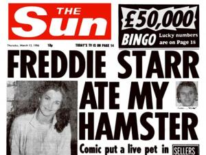 reading online Freddie Starr
