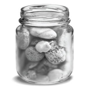 rocjks-in-a jar productivity