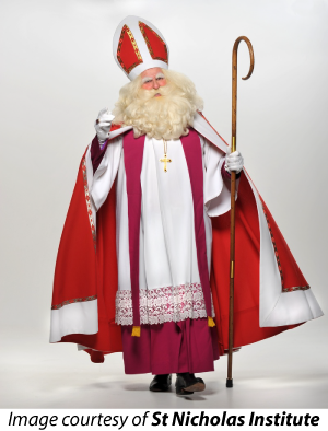Christmas image of st_nicholas