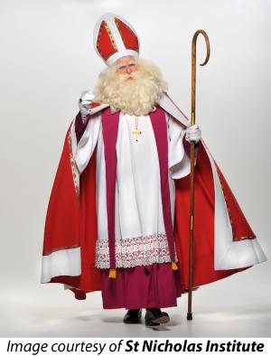Christmas image of st_nicholas